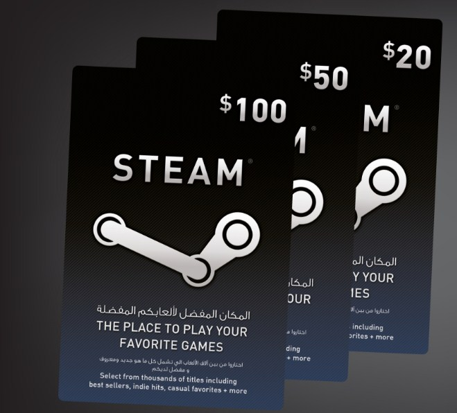 Steam Wallet Gift Cards Codes No Surveys No Downloads Online 24 Hour