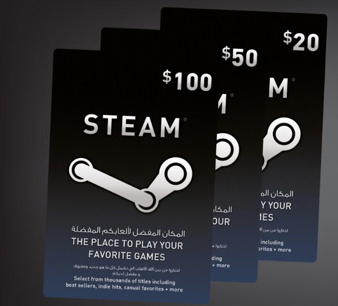 Steam Wallet Gift Cards Codes No Surveys No Downloads Online 24Hour
